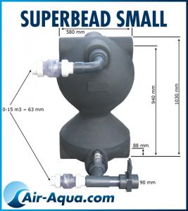superbead small zwart